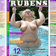 Rubensfrauen und Rubensdamen