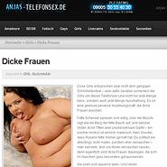 Anjas Dicke Frauen